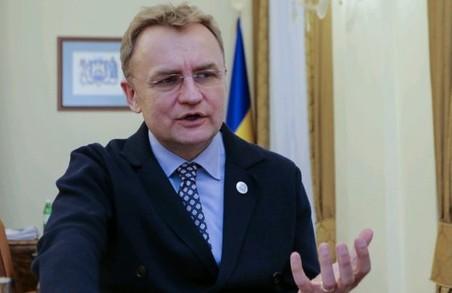 Не можна бути вічно мером, - Садовий заявив, що більше не буде міським головою