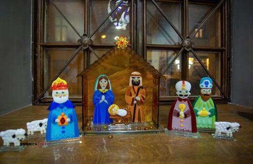 У Львові відкрили традиційну Різдвяну Виставку