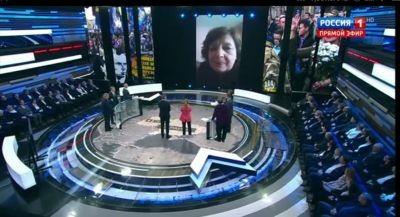 Керівниця «Русского дома» у Львові розповіла на путінському каналі, як важко живеться «руским»