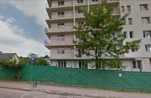 У Львові знесуть багатоповерхівку через відсутність належних документів на будівництво
