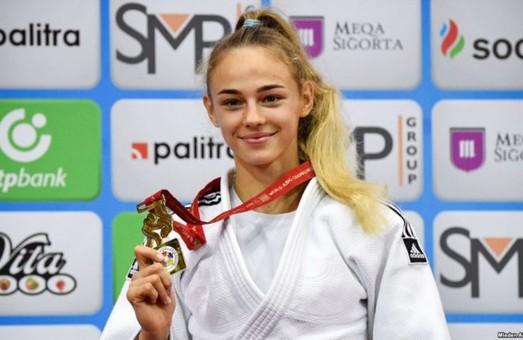 Українська дзюдоїста стала наймолодшою чемпіонкою світу в історії