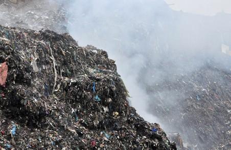 У мерії назвали фірму, яка проводитиме дегазацію Грибовицького сміттєзвалища.