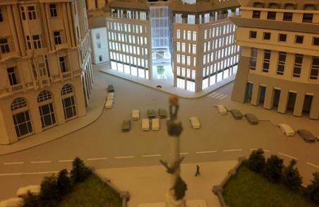 Фірма Антонова зведе у самому центрі Львова 6-поверховий готель