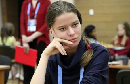 Шахістка зі Львова стала чемпіонкою України
