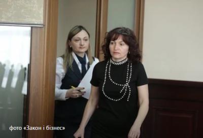 Скандальна львівська суддя провалила професійний іспит