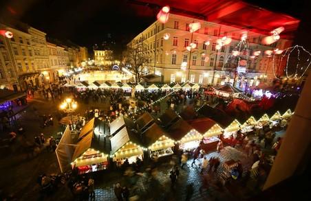 За яких умов відкрили львівські Різдвяні ярмарки