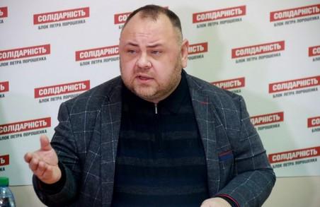Юрій Гринів: «Ми не сядемо з депутатами «Батьківщини» за один стіл - навіть в ресторані»