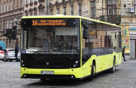Як в 2018 році оновлювався громадський транспорт Львова