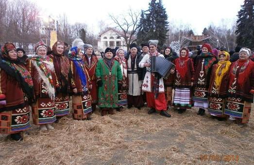 Київ приєднався до акції одночасного виконання колядки «Нова радість стала»