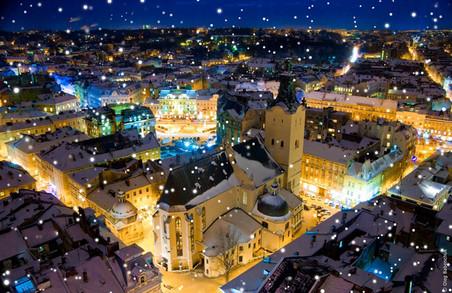 Казковий Львів: що варто побачити у новорічну ніч