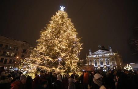 Різдвяного вечора львів'ян кличуть на концерт у центрі міста