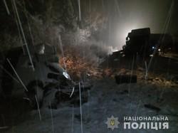 На Львівщині жахлива ДТП, є загиблі