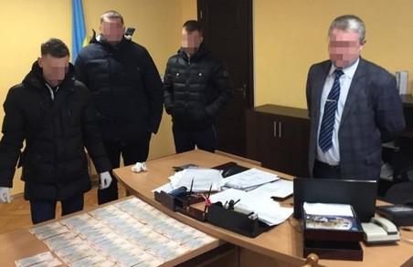 Голову Сокальської районної адміністрації затримали на хабарі