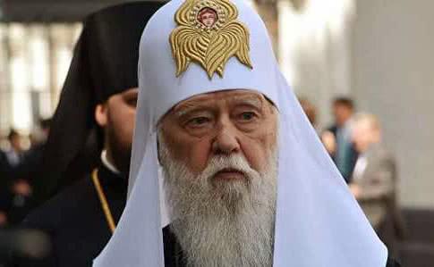 Патріарху Філарету присвоять звання Героя України