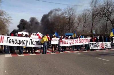 Останнього провокатора, який намагався розпалити ворожнечу між українцями і поляками через перекриття дороги, засудили