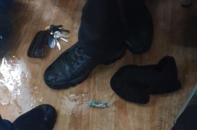 Затриманий на гарячому прикордонник намагався з'їсти хабар
