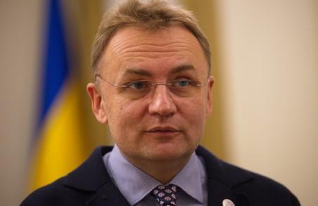 «Нісенітниця». Садовий прокоментував свої поїздки Україною