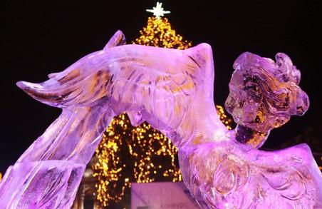 У Львові назвали найкращу льодову скульптуру