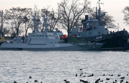 Це вже не Томос: українські моряки залишаться у окупантів до квітня