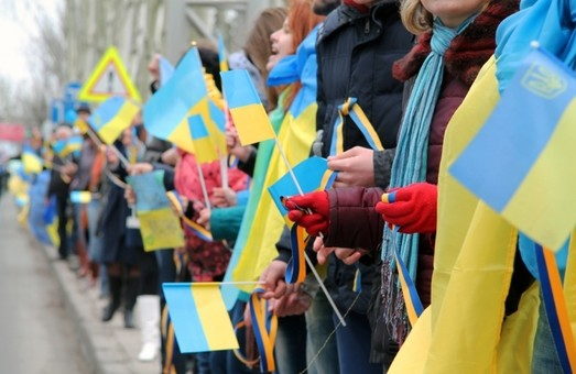 У День Соборності учні Львова створять «живий ланцюг»