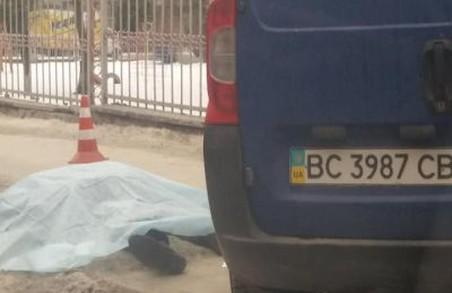 У Львові на очах свого 14-річного сина раптово помер чоловік
