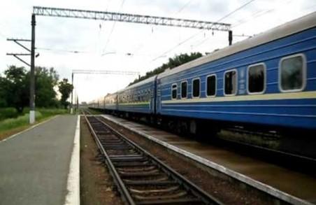 На Львівщині поїзд на смерть збив 17-річну дівчину