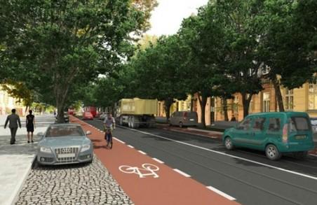 Скільки коштуватиме проект реконструкції вулиці Бандери
