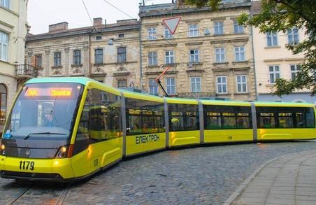 Весною у Львові почнуть змінювати трамвайні маршрути