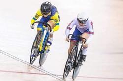 Львівська велосипедистка Олена Старікова стала володаркою кубка світу