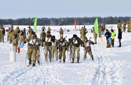 Львівські курсанти стали чемпіонами ЗСУ з військового біатлону