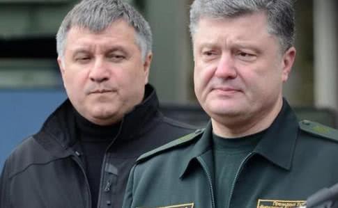 Піти не можна залишитися, або як Арсен Борисович від Порошенка втікав
