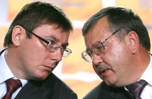 Помірялися синами: Луценко образився на заяву Гриценка про службу його дітей в АТО
