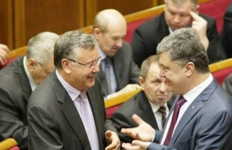 Гриценко теж образився: політик запросив Порошенка на поліграф.