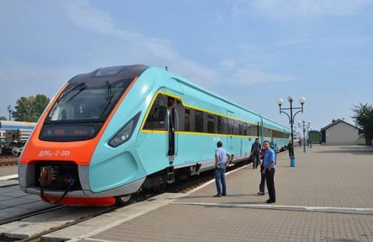 Три нові дизель-потяги отримає Львівська залізниця