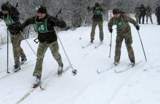 На Львівщині вперше відбувся чемпіонат Повітряних сил ЗСУ з біатлону