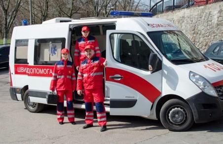 На Львівщині бракує 100 водіїв швидкої допомоги