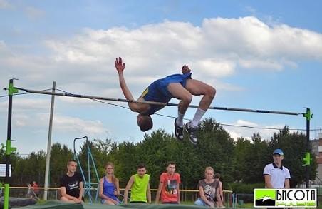 У Львові відбудеться міжнародний турнір зі стрибків у висоту