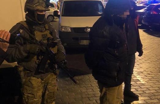 У Львові затримали банду кавказців-рекетирів