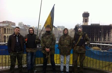 """""""На Майдані страху не було, тільки боротьба за праве діло"""", – Святослав Сірий"""