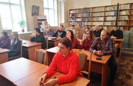 Національний Корпус Львівщини долучився до круглого столу до 90-ї річниці ОУН