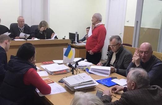 Національний Корпус Львівщини підтримав чоловіка, якого побили за вивішення прапора України.