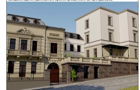 У Львові знову псують історичний центр забудовою