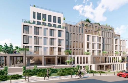 ЛМР погодила будівництво новобуду з порушенням норм будівництва майже у центрі міста