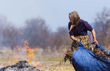 Полювання за головами: за спійманих паліїв трави на Львівщині платитимуть «премії»
