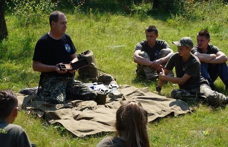 На Львівщині пройде військово-патріотичний вишкіл для дітей пам'яті Ігоря Коцюруби.
