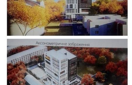 У Львові на території церкви збудують новобудову