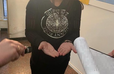 Львівська працівниця податкової спіймана на хабарі в 6000 гривень