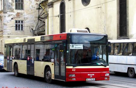 І ще один автобусний маршрут з'явиться у Львові
