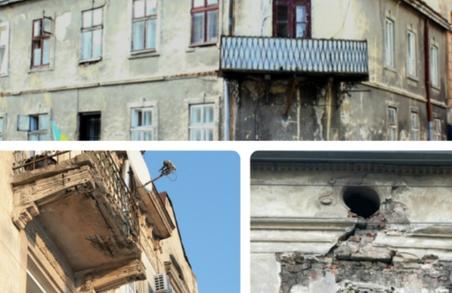 Львівська міська рада терміново виділила гроші на ремонт аварійних будинків у центрі міста