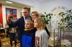 Як львів'яни  обирають Президента (ФОТО)